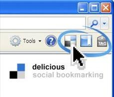 Delicious Social Bookmarking