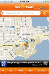 Heat Tracker Apps for Location Based Marketing
