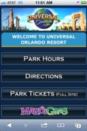 Universal Mobile Site
