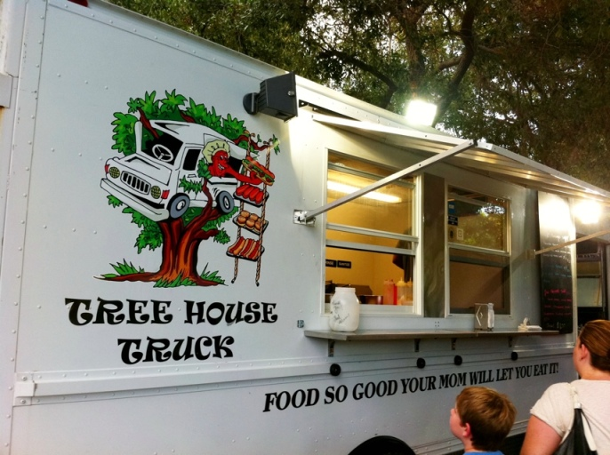 Treehouse Truck