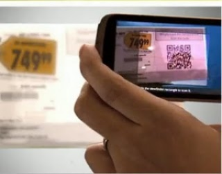 QR Codes at Best Buy