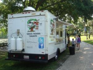 Tree House Truck