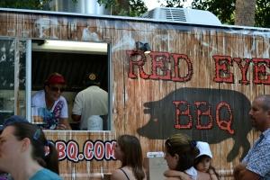 Red Eye BBQ Truck