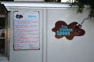 The Crooked Spoon Truck & Menu