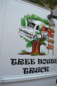 Tree House Truck