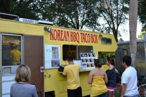 Korean BBQ Taco Truck