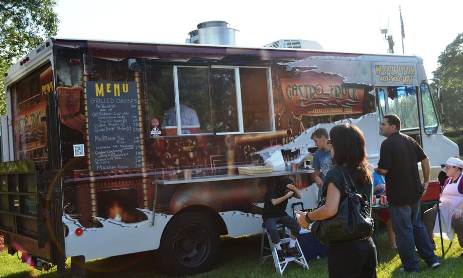 1st Apopka Food Truck Round Up Is A Success Professorjoshcom