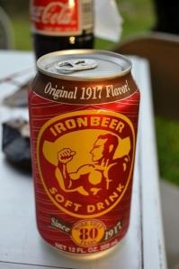 Ironbeer Soda