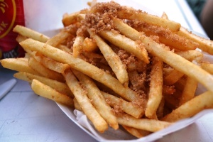 Big Wheel Brown Sugar Bacon Fries