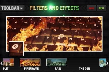 Facebook Covers Fireframe Filter