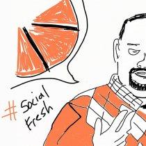Social Fresh Sketch Chuck Hemann