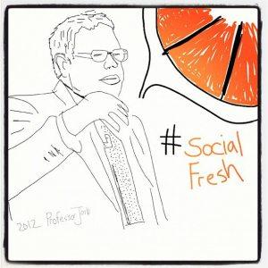 Social Fresh Sketch Jay Baer