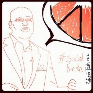 Social Fresh Sketch Adrian Parker