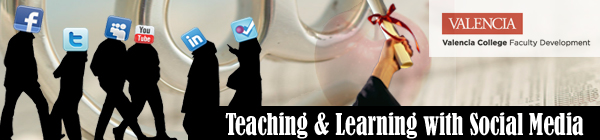 Teaching and Learning with Social Media Course Banner