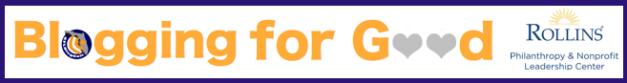 Blogging for Good Logo