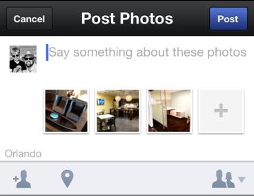 Facebook Camera App 4