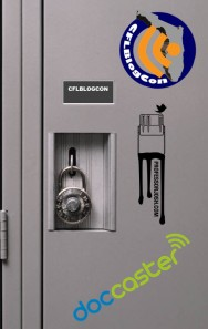 CFLBlogCon locker on Doccaster