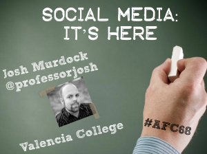 AFC Social Media It's Here