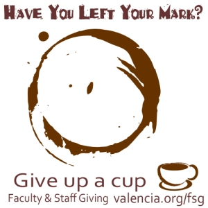 Give Up A Cup Mark