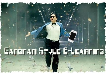 Gangnam Style E-learning