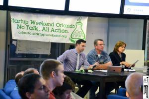 Startup Weekend Orlando Judges