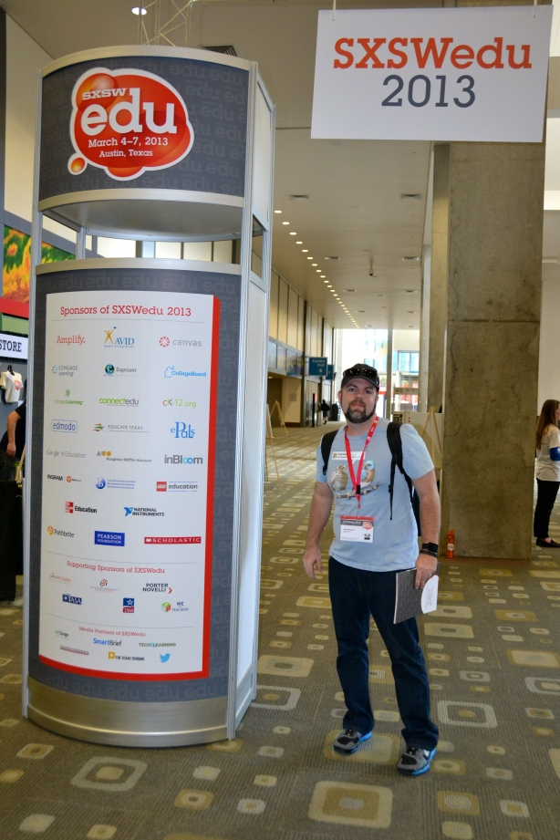 Professor Josh at SXSWedu