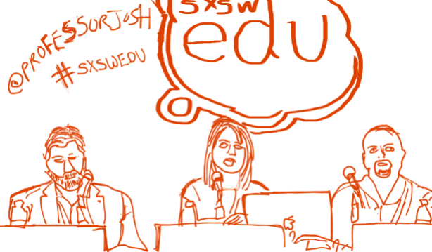 Sketch of Educating the Create and Share Generation