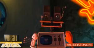 BB the Robot